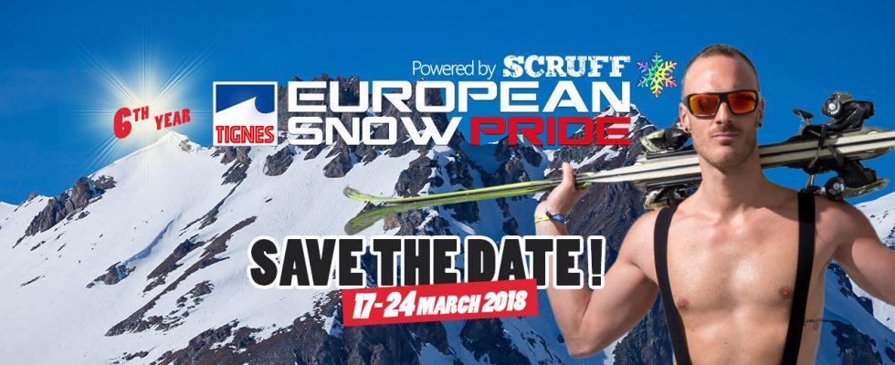 European Snow Pride 2018